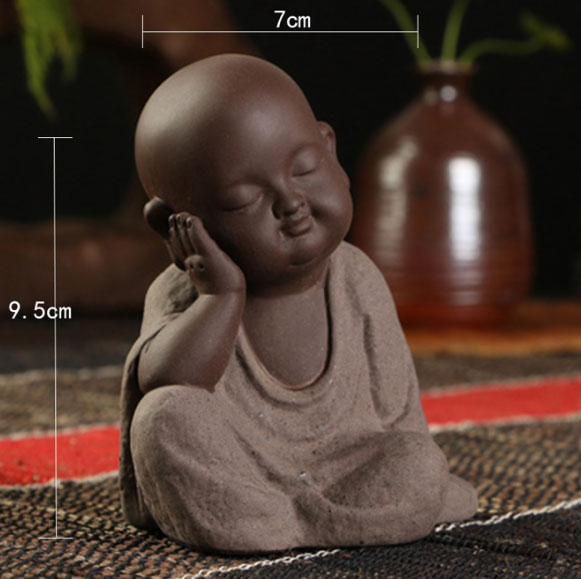 buddha ceramique meditation