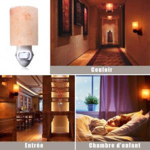 veilleuse lampe de sel chambre d'enfant