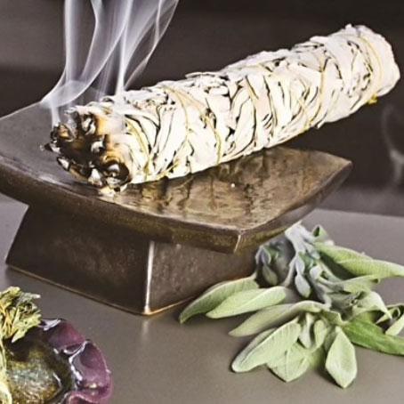 purifier sa maison avec de la sauge feng shui