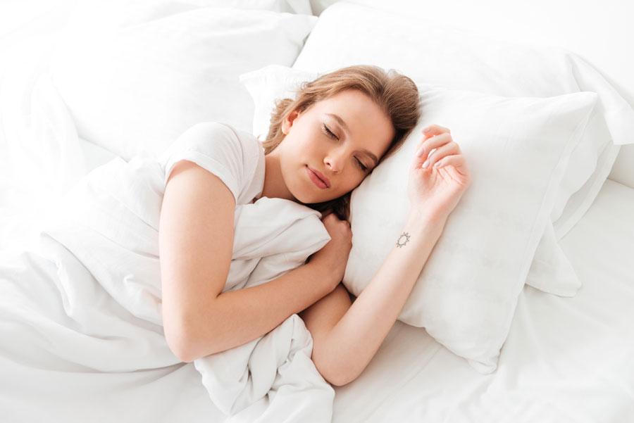 dormir la tête au nord est ce le meilleur choix